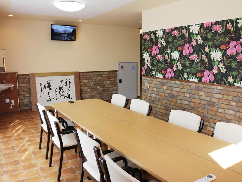 福津中央クリニック|内科・循環器内科|福津・古賀・宗像/お食事スペース