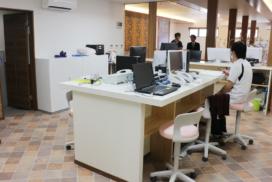 福津中央クリニック|内科・循環器内科|福津・古賀・宗像/ナースステーション
